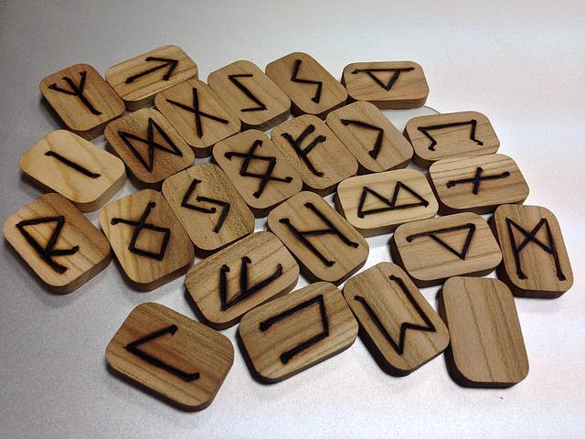 Runy – starogermański alfabet